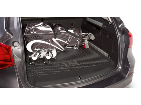tapis de coffre anti d rapant opel astra j sports tourer 2011 2015. Black Bedroom Furniture Sets. Home Design Ideas