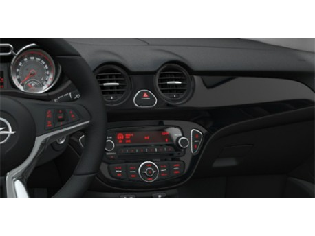 D cors peints laque piano opel adam for Opel adam s interieur
