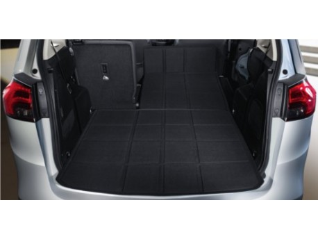 flexcover tapis de coffre marron opel zafira c tourer. Black Bedroom Furniture Sets. Home Design Ideas