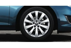 Jante alliage 17'' - 10 branches Opel Astra