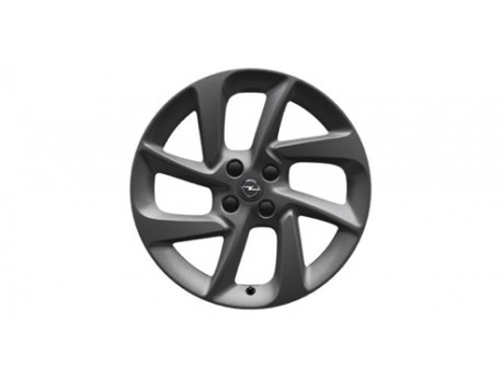 "Jante alliage 17"", design « Hurricane » Opel ADAM"