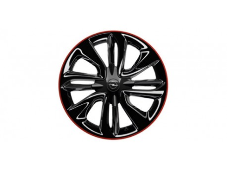 "Jante alliage 17"", design « Swiss Blade » Opel ADAM"