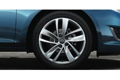 "Jante alliage 18"" - 5 branches doubles Opel Astra"