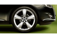 Jante alliage 19'' - 5 branches Opel Astra
