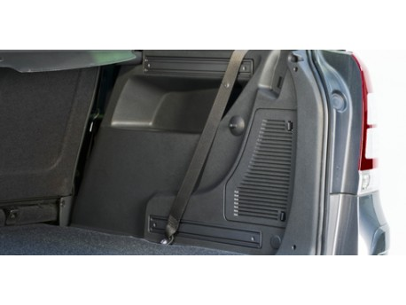 Kit de rails de fixation FlexOrganizer® Opel Zafira B