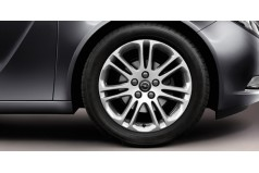 Jante alliage 18'' - 7 branches doubles Opel Insignia