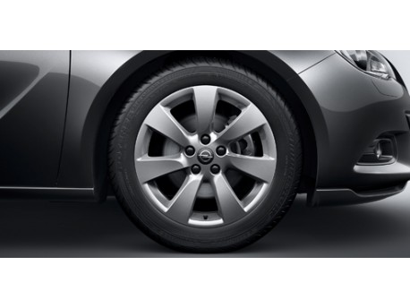 Jantes alliage 18'' - 7 branches Opel Astra J GTC